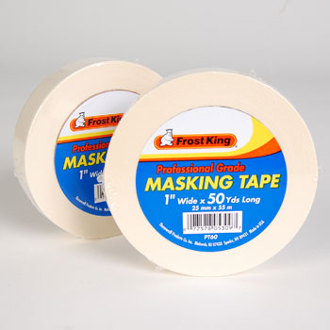 SAVE TIME ! Use Painters Masking Tape for Walls & Windows.Applies quickly and easily!Removes cleanly with no residue.Does not cause surface damage.Easy to use.Delivers sharp paint lines.