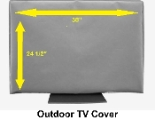 TV COVERS hundreds of top reviews FINEST QUALITY OUTDOOR TV COVER Marine Grade WATERPROOF screen protector SAME DAY SHIPPING save over 35%