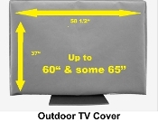 HUNDREDS OF REVIEWS same day shipping BEST OUTDOOR TV COVERS remote pocket TWO YEAR WARRANTY screen protector