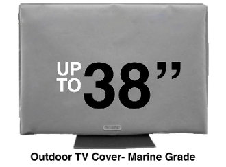 TV COVERS hundreds of top reviews FINEST QUALITY OUTDOOR LCD FLATSCREEN TELEVISION COVER Marine Grade WATER RESISTANT screen protector FREE SHIPPING